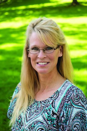 Office Coordinator, Amy Leu